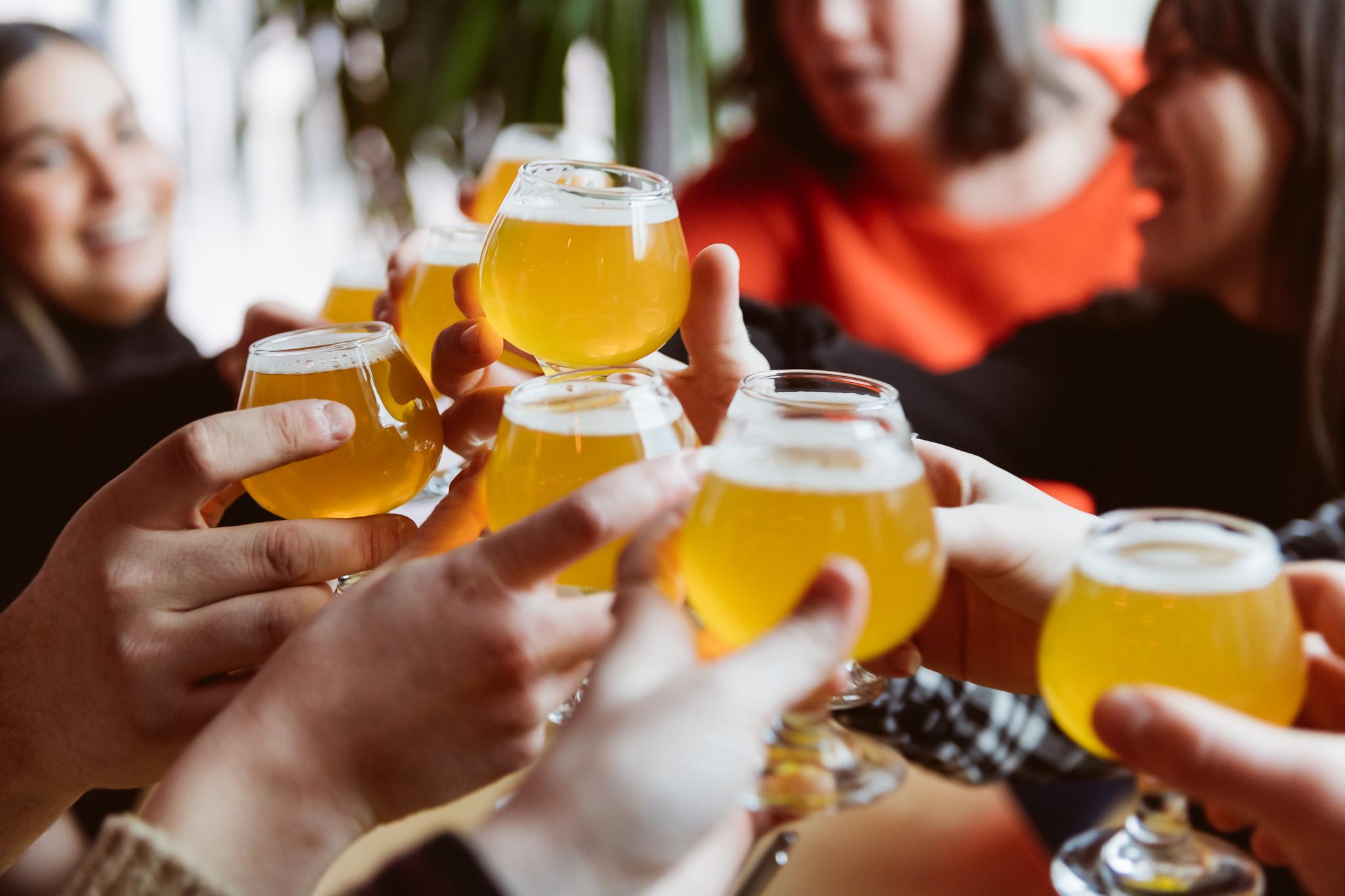 image delicious beer samplers