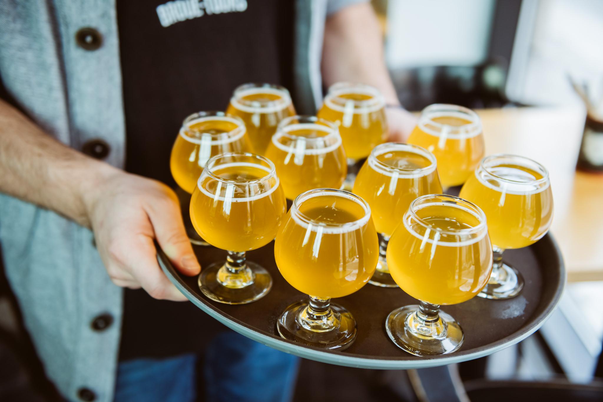 Degustation bieres
